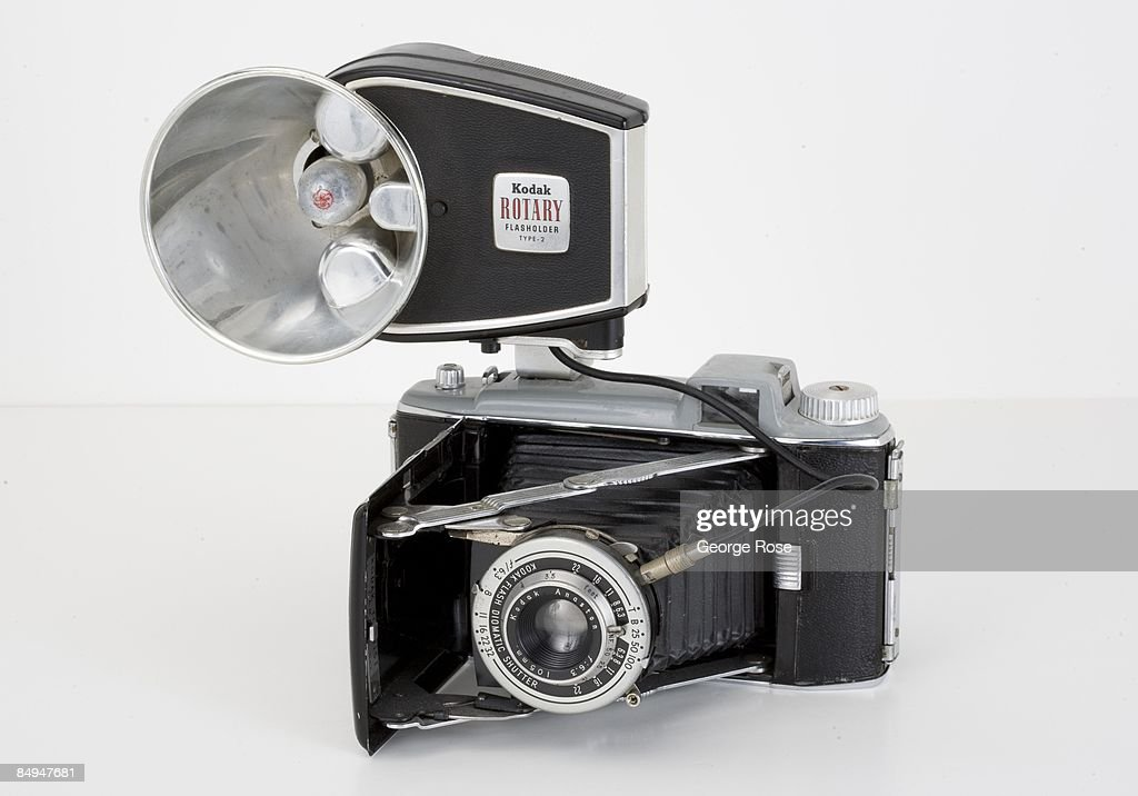 Vintage & Antique Photography Equipment : News Photo