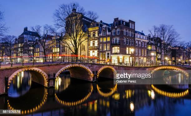 An Amsterdam Canal