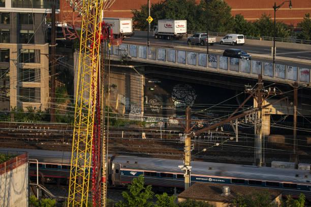 DC: Senate Poised to Deliver Infrastructure Win For Biden's Agenda