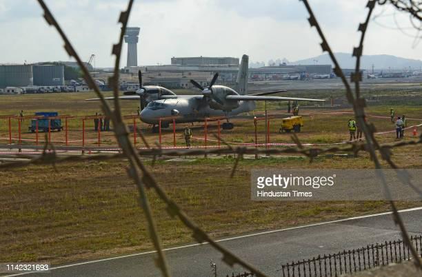 An An32 transport aircraft belonging to the Indian Air Force overshot the main runway of Chhatrapati Shivaji Maharaj International Airport late on...