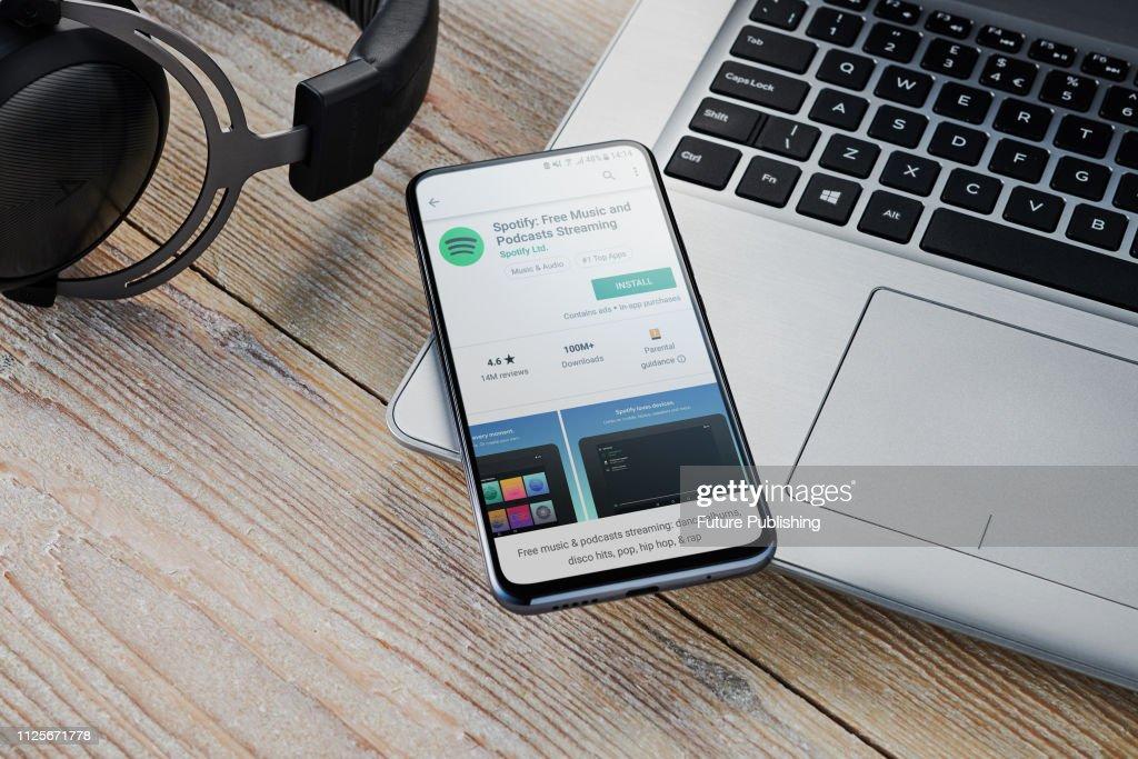 open google play app store