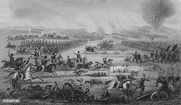 An Anglo-Portuguese army under Arthur Wellesley, 1st Duke of Wellington defeat the French forces of Marshal Auguste Marmont among the hills around...