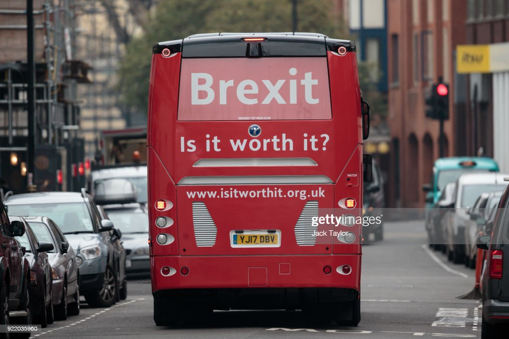 Anti-Brexit Bus Tours The UK