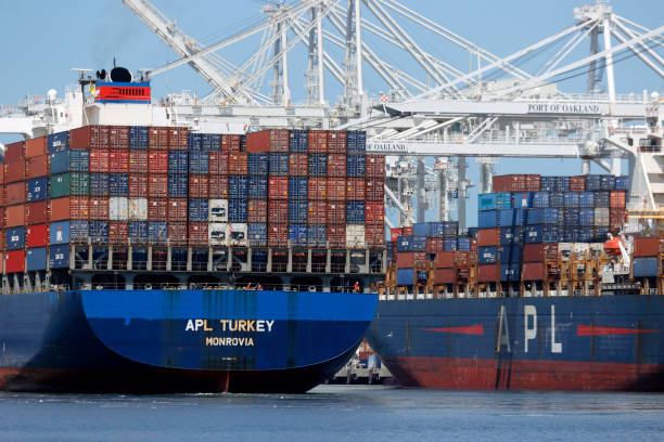 CA: Port Of Oakland Reports Quarterly Shipping Volume At Highest Level In Its History