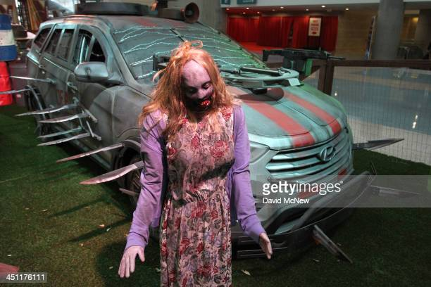 Zombie Survival Stock Photos And Pictures Getty Images