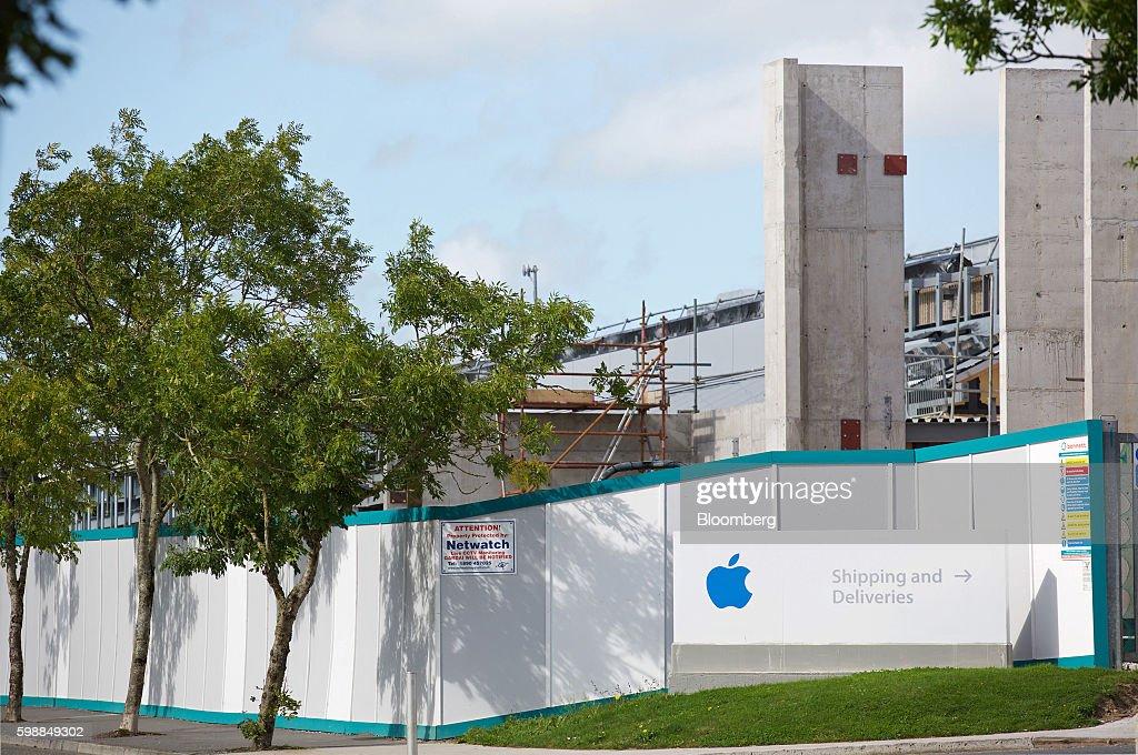 Apple Inc. Headquarters In Ireland As They Face $14.5 billion Tax Bill : News Photo