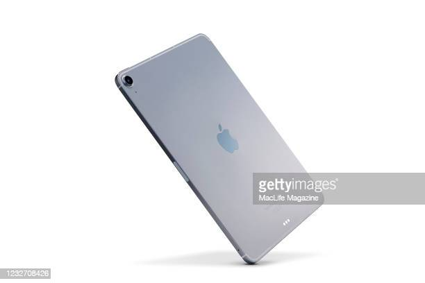 An Apple iPad 2020 tablet, taken on October 29, 2020.