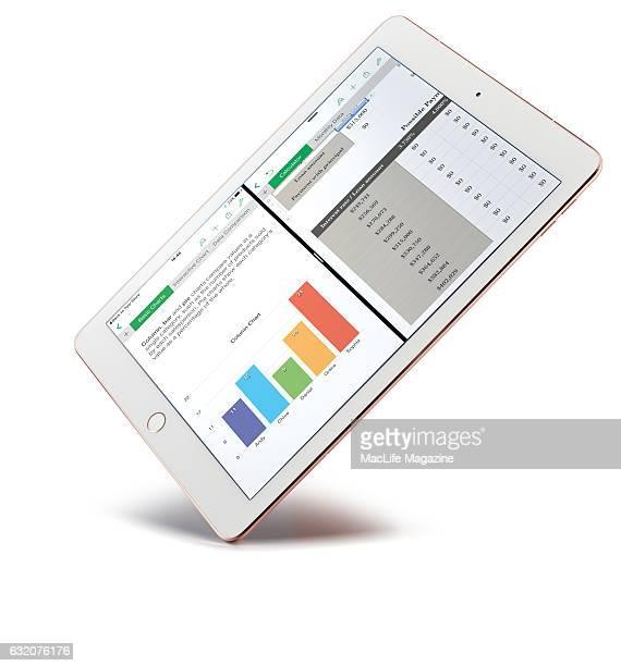 An Apple iPad Pro taken on May 31 2016