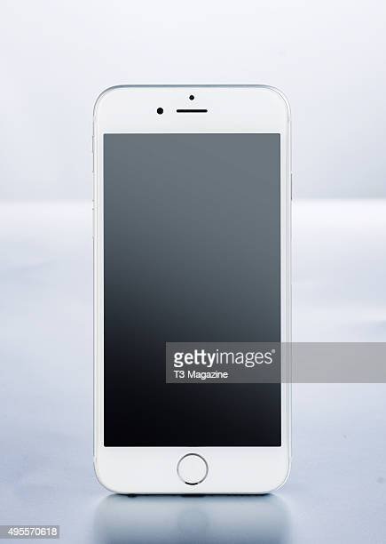An Apple iPhone 6 smartphone taken on April 13 2015