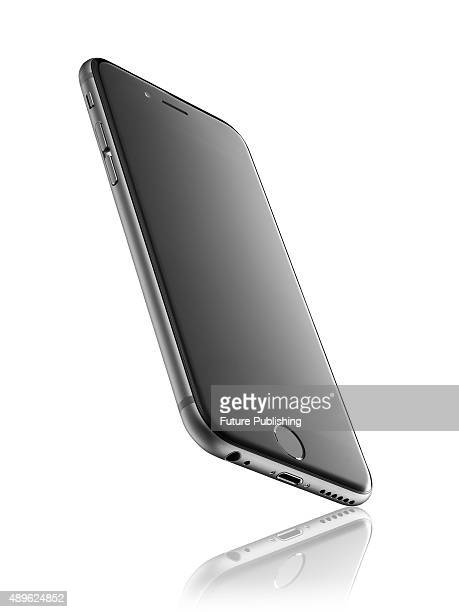 An Apple iPhone 6S smartphone taken on September 14 2015