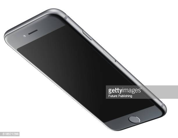 This image has been retouched at the request of Future via Getty Images) An Apple iPhone 6S smartphone, taken on September 14, 2015.
