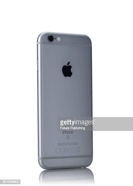 An Apple iPhone 6s smartphone taken on September 28 2015