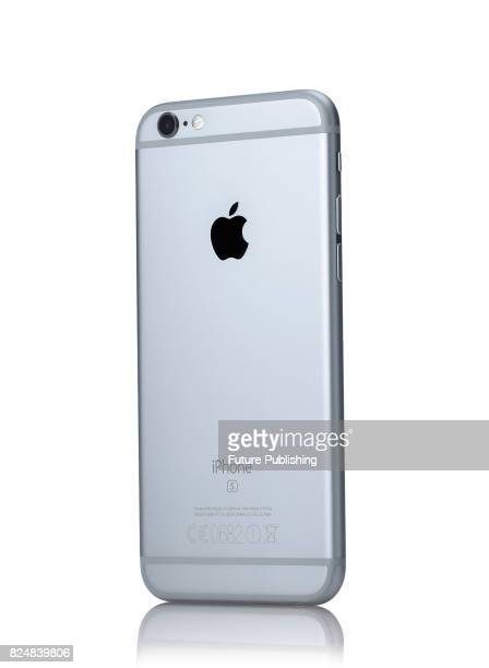 An Apple iPhone 6s smartphone taken on September 28 2015