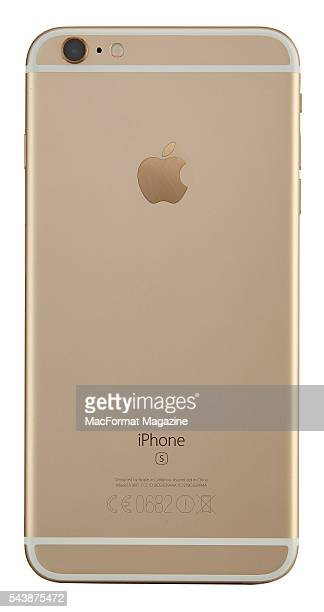An Apple iPhone 6S smartphone taken on September 29 2015