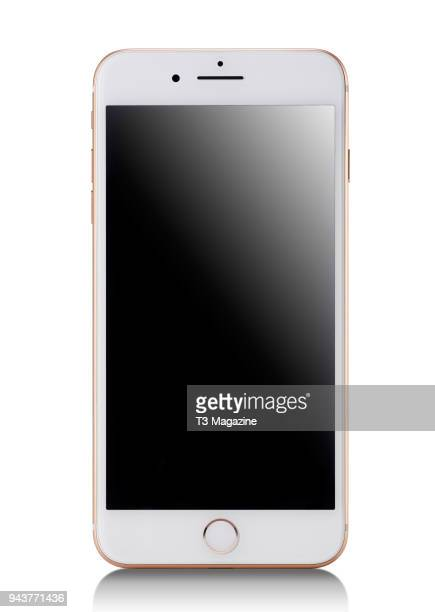 An Apple iPhone 8 Plus with a Gold finish taken on September 28 2017
