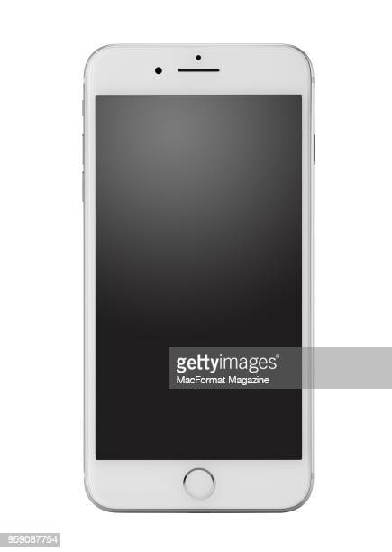An Apple iPhone 8 smartphone with a Silver finish taken on September 28 2017