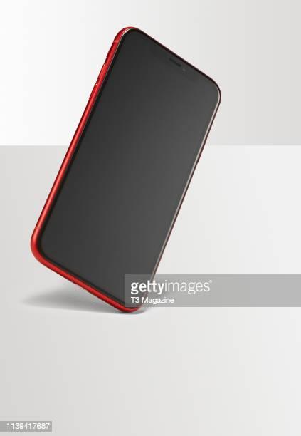 An Apple iPhone XR smartphone taken on October 26 2018