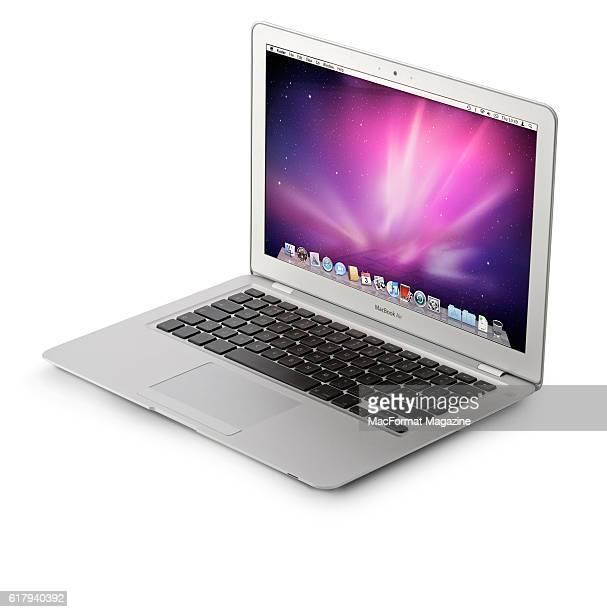 An Apple MacBook Air taken on February 29 2008