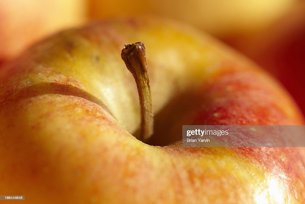 An apple : Stock Photo