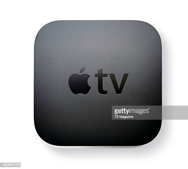 An Apple TV device taken on January 22 2015