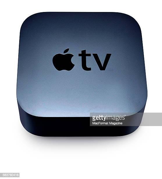 An Apple TV device taken on November 4 2015