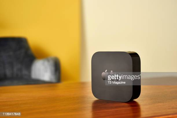 An Apple TV streaming unit taken on October 2 2018