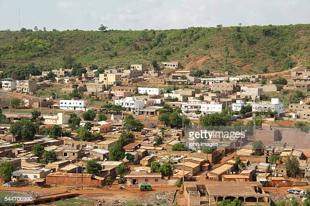 an area of the town iii - bamako stock pictures, royalty-free photos & images