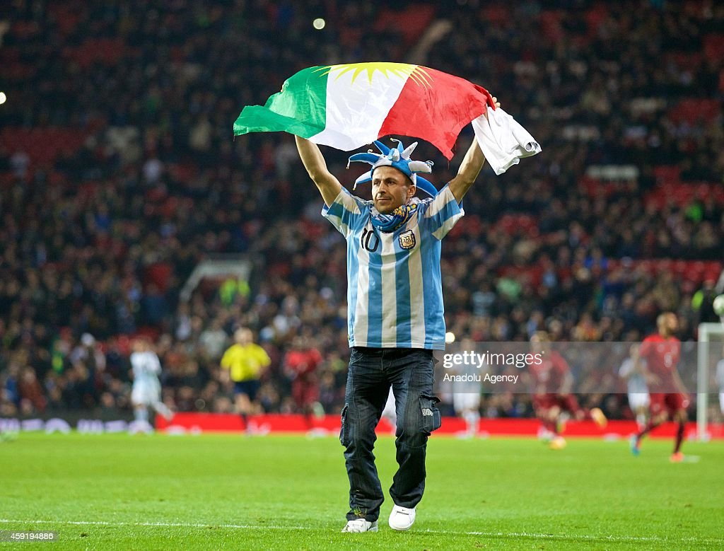 Argentina vs Portugal - International Friendly : News Photo