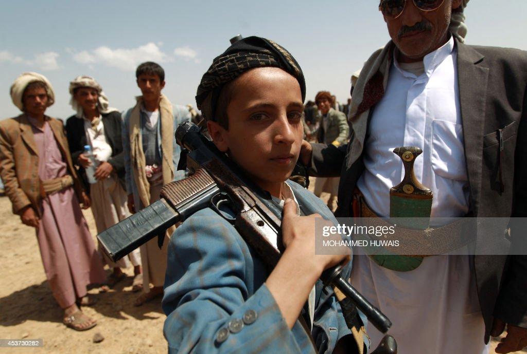 YEMEN-UNREST-DEMO : News Photo