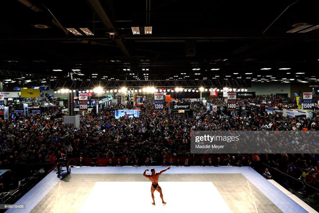 Arnold Sports Festival 2017 : News Photo