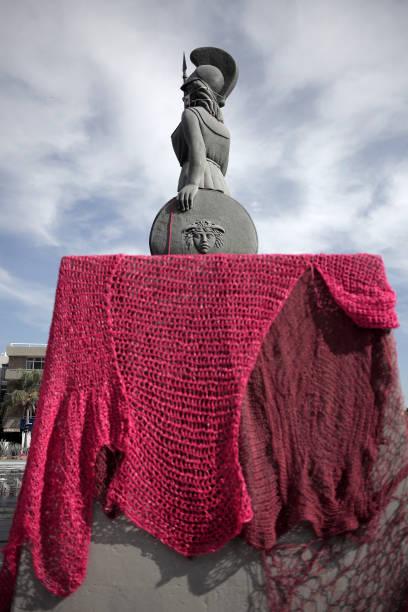 MEX: International Women's Day Demonstration In Guadalajara