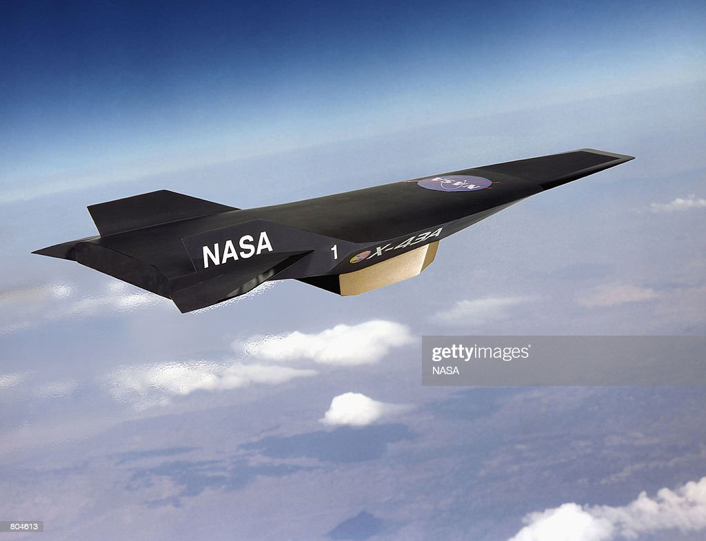 "NASA""S Hypersonic Experimental Vehicle : News Photo"