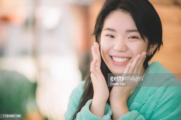 Perfekter Chinesischer Teenie