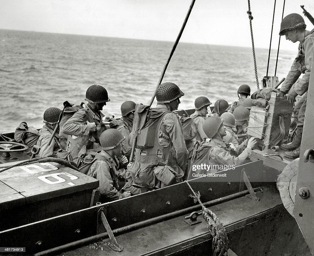 Operation Overlord : News Photo