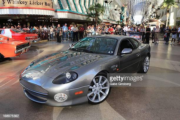 85 Las Vegas Car Stars Opening Ceremony Bilder Und Fotos Getty Images