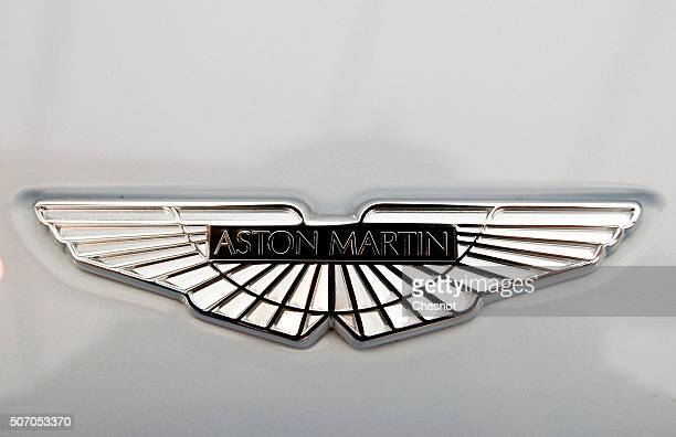 Aston Martin Logo Pictures And Photos Getty Images