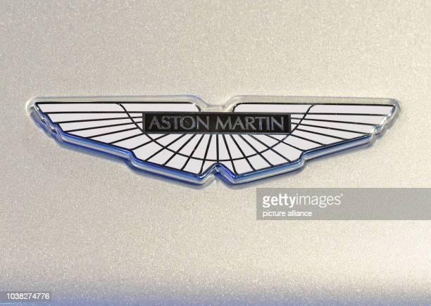 Aston Martin Logo Pictures And Photos Getty Images - Aston martin logo