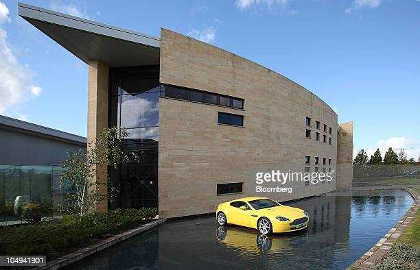 137 Aston Martin Hq Photos And Premium High Res Pictures Getty Images