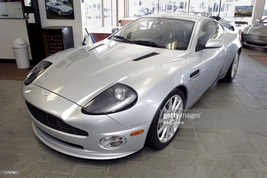 Ford To Sell Aston Martin Photos And Images Getty Images - Aston martin troy