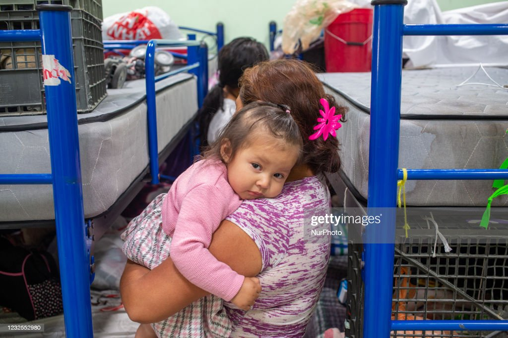 Crisis Migration In Mexico : News Photo