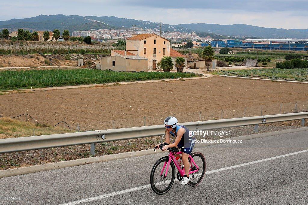 Ironman Barcelona : News Photo