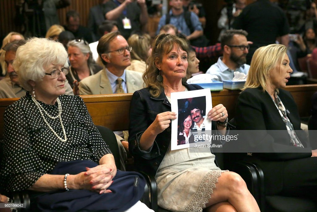 "Arraignment Held For Alleged ""Golden State Killer"" Joseph DeAngelo Jr : News Photo"