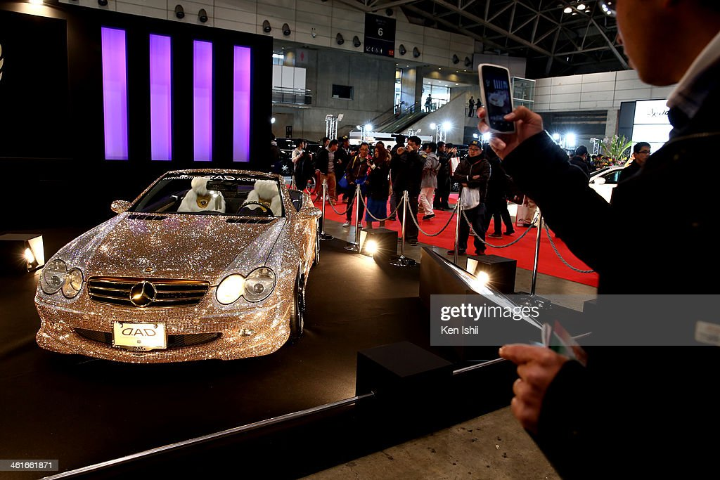 Tokyo Auto Salon 2014 : News Photo