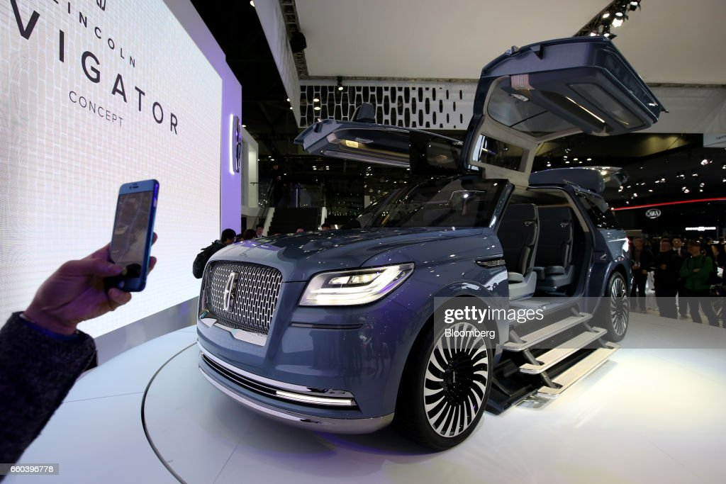 Preview Of The Seoul Motor Show : News Photo