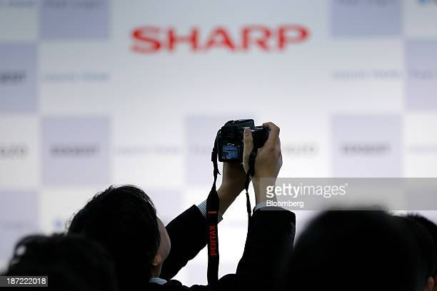 16 Sharp Unveils New Mobile Phone Line Up Pictures, Photos