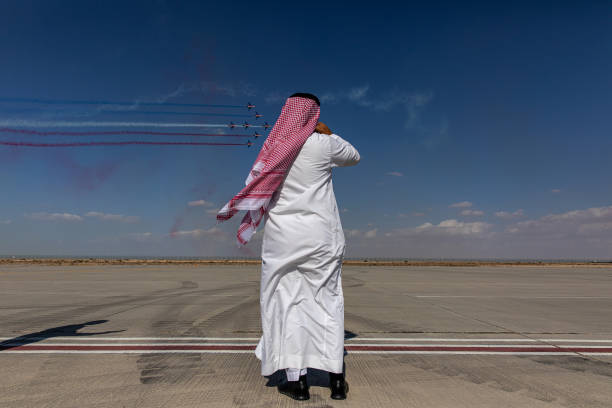ARE: Opening Day of Dubai Air Show