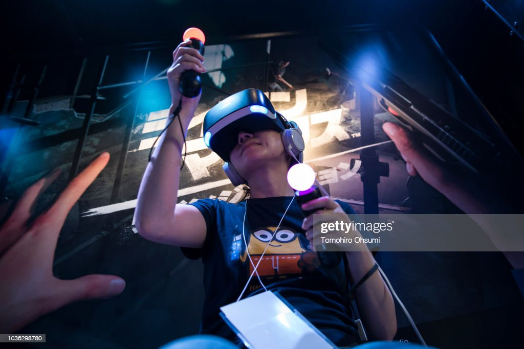 Inside The Tokyo Game Show 2018 : News Photo
