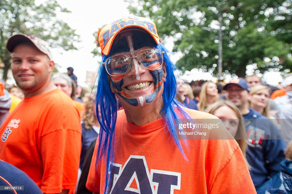 San Jose State v Auburn : News Photo