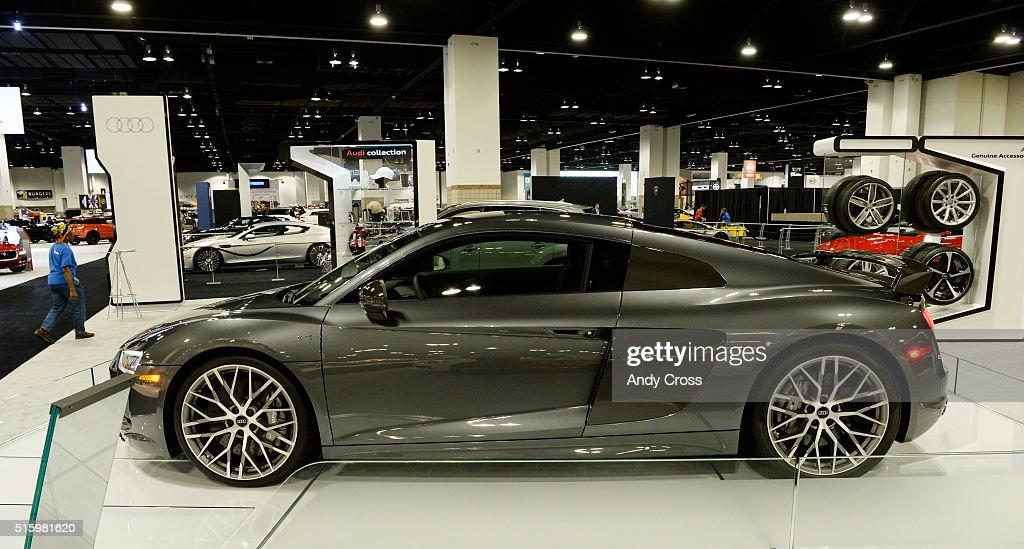Denver Auto Show Pictures Getty Images - Auto car show convention center
