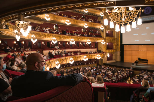 ESP: Liceu Barcelona Reopens Its Doors After Covid Pandemic